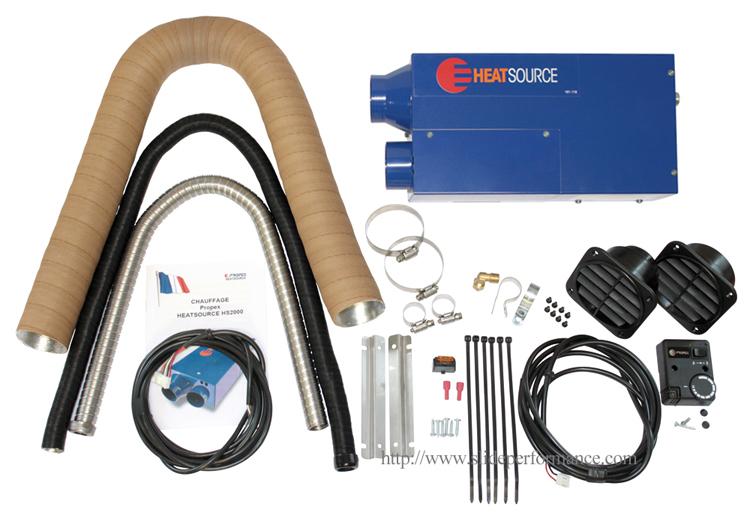 HeatSource HS2000 Propex