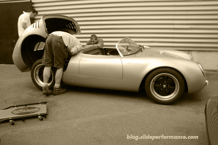 Reglage-Porsche-550-Slide-Performance