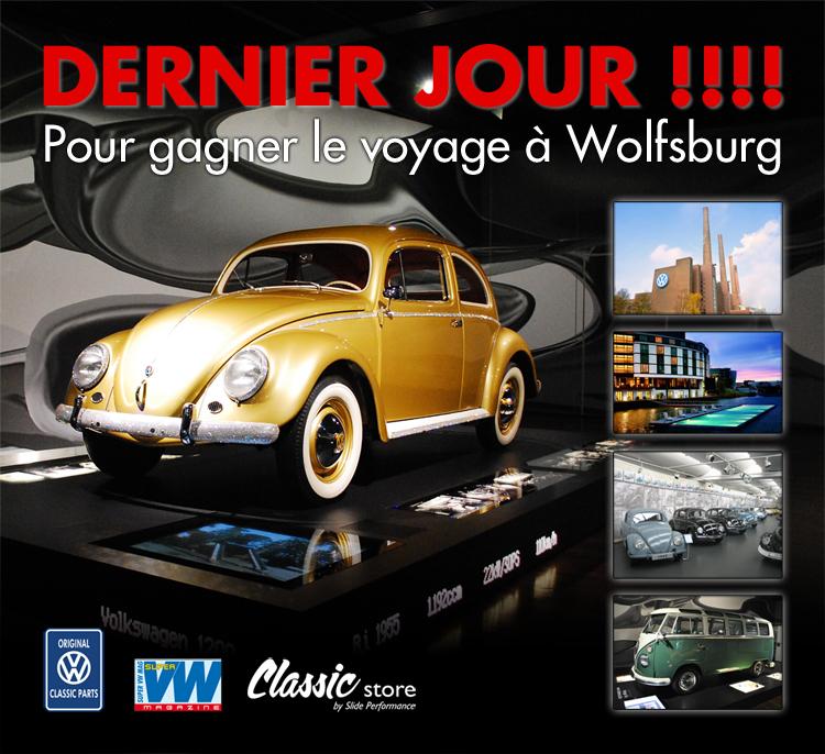 Classic Store voyage Wolfsburg