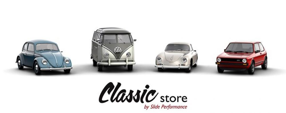 Classic Store, le blog